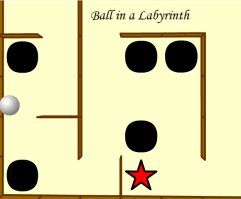 ball-in-a-labyrinth